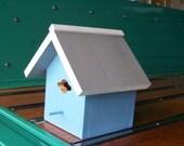 Carolina wren house