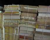 VIntage Book Bundle, Shabby Chic