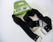 Purse Handles- Black Nylon Webbing