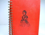 Miss Nightingale Nurse Vintage OOAK Journal