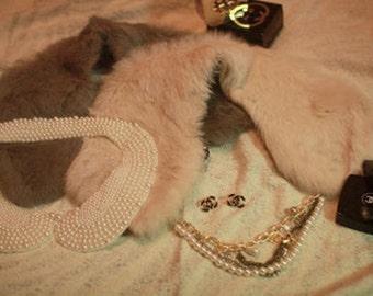 peter pan  handmade collar necklace. high quality custom jewelry pearl