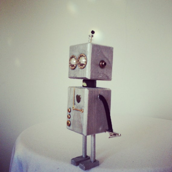 Robot Sculpture