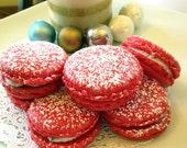 French Macaron Gluten Free Christmas 9