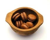 French Macaron Chocolate Glutten Free 10 pcs
