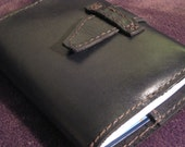 Book/ Bible Cover in Distressed Leather