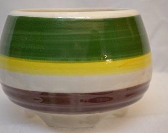 Vintage Ungemach Pottery Planter