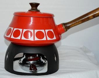 Vintage Imperial Fondue Pot