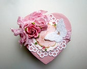 Perfectly Pink Heart Box