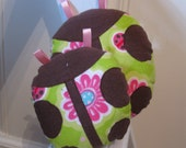 Love bugs - plush toy with bells