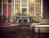 Amsterdam, Jordaan, Bench
