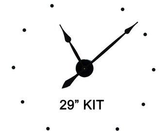 KIT29 Wall Clock Kit to make 29 - 30 inch wall clock