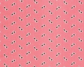 SALE - Flea Market Fancy Eyelet in Pink - Flea Market Fancy - One Yard - 1 yd