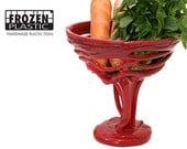 FRuit Bowl - Meduim Red