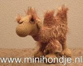 Knuffel - camel