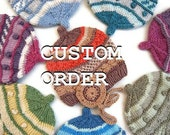 CUSTOM ORDER - OOAK - High Quality Natural Product - 100% Silk - Size: Adult Size