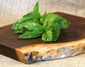 Natural Edge Wine and Cheese or Cutting Board