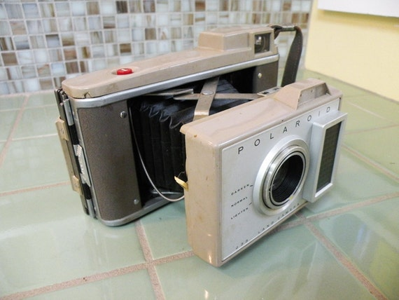 Polaroid J33 Land Camera Photography Film Vintage