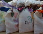 Herbal Blessing Bags