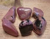 Rhodonite- 1-2 pieces