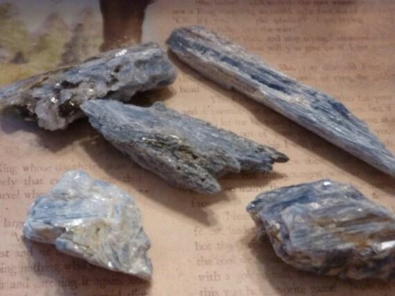 Blue Kyanite - 1 piece