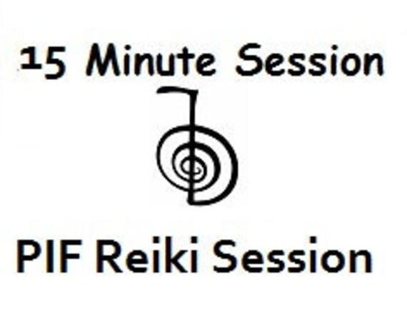 PIF Distance Reiki Treatment