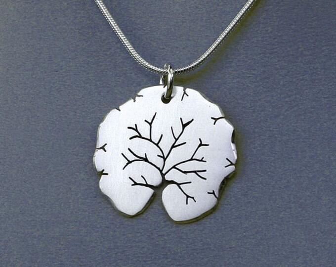 Silver tree pendants angela wright designs silver jewelry summer tree pendant aloadofball Choice Image