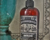 NEW Sherlock Pump Liquid Hand Soap Orange Rose Vanilla Lavender