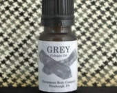 Cologne Nevermore Body Company Grey Fifty Shades of Grey Linen, Sea Air Pulse Oil Vegan