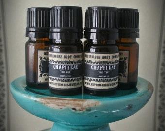 Chapiteau Perfume Oil Fragrance Violet Vanilla Patchouli Sandalwood Musk