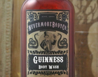 Shower Gel Guinness Body Wash Nevermore Body Company Cyber Monday