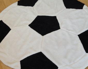 Soccer Ball Quilt