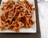 Sweet Potato Whole Wheat Farfalle Pasta 8 oz.