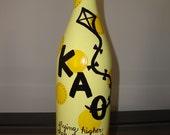 Kappa Alpha Theta Sorority Bottle