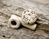 Polymer Clay Faux Bone Beads