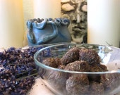 Love and Happiness at Home Handmade Incense for honoring house, home and those you love most Rose, Lavender, Honey Kyphi
