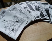 Monkey Squad One Complete Comic Collection