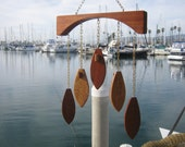 Surfboard Wind Chime