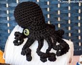 Octopus Amigurumi - Stuffed Crochet Toy