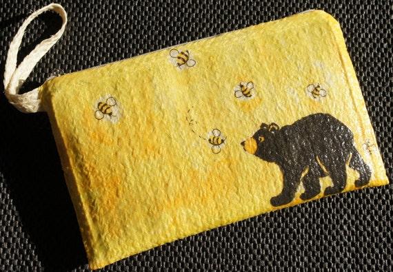 Bear n Bees Small Purse
