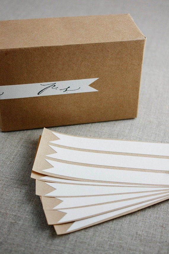 Original Flag Labels by Besotted Brand
