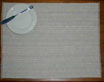 A Bit of Color Handwoven Placemats-set of 2