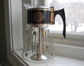 Vintage Coffee Carafe - Atomic Gold - David Douglas