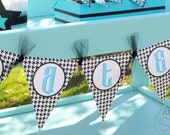 Rock A Bye Baby Name Banner
