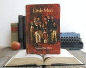 Kindle Cover or Nook Cover- Ereader Case made from a Book- Little Men
