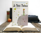 Kindle Cover or Nook Cover- Ereader Case made from a Book- Le Petit Prince- The Little Lame Prince