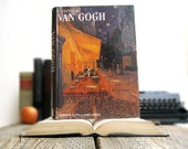 IPAD Cover- Tablet Case made from a Book- Van Gogh