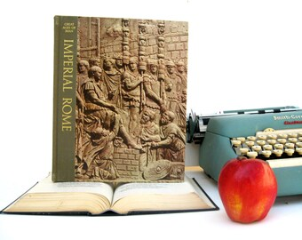 Imperial Rome Book Tablet Cover Case- (iPad / iPad Air / Kindle Fire 8.9 / Nexus 10 / Samsung 10.1 / Hardcover / Book)