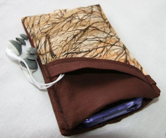 Woodsy Branches Cell Phone Case, iPod case, Gadget Case