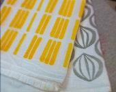 Hand Printed Tea Towels