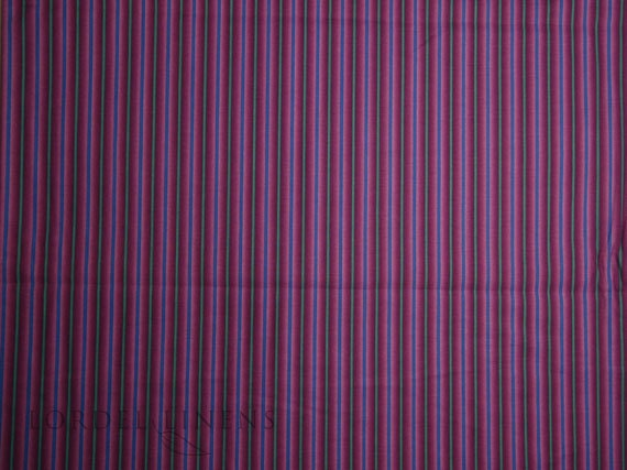 Purple Stripes co Purple Blue And Teal Striped